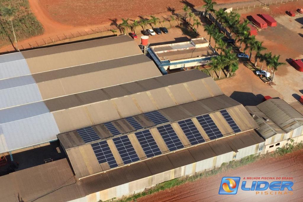 Lider Piscinas - Energia fotovoltaica 2