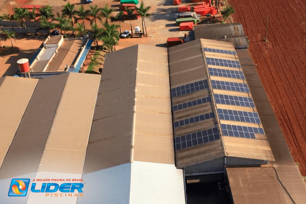 Lider Piscinas - Energia fotovoltaica 3
